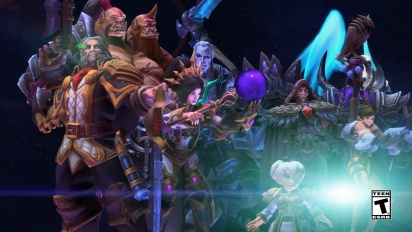 Heroes of the Storm - 2016 Heroes of the Storm Year in Review