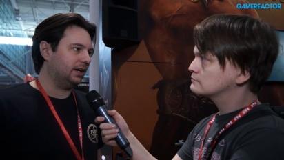 Conan Exiles - Entrevista a Tor Egil Andersen