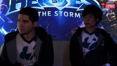 IEM Katowice - Entrevista a Fury y Jun del equipo Tempo Storm