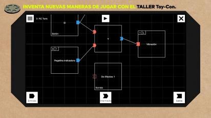 Nintendo Labo - Taller Toy-Con Episodio 2