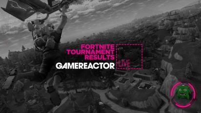 Fortnite - Replay del Livestream con los resultados del torneo