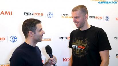 Pro Evolution Soccer 2019 - Entrevista de lanzamiento a Lennart Bobzien