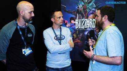 World of Warcraft: Battle for Azeroth - Entrevista a Michael Bybee y Ely Cannon