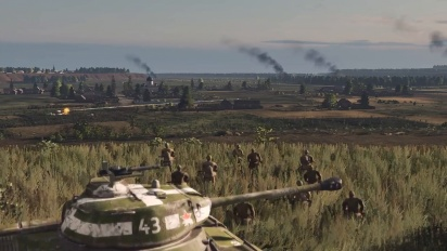 Steel Division 2 - In-Game Trailer