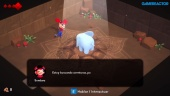 Yono and the Celestial Elephats - Gameplay en Wade