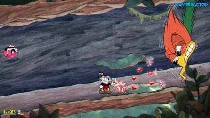 Cuphead - Gameplay en Nintendo Switch de Árboles Alocados