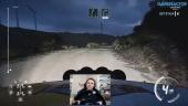 WRC 9 - Replay del livestream con volante y pedales