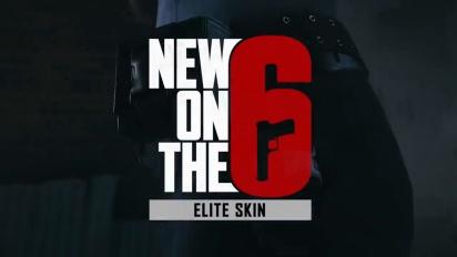 Rainbow Six Siege - Zofia Elite Set: Resident Evil Collaboration   PS4