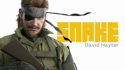 Metal Gear Solid: Peace Walker - Character Introduction Trailer