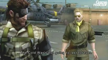 Metal Gear Solid: Peace Walker - Mother Base Gameplay
