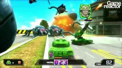 Tank! Tank! Tank! - gameplay primeros 10 minutos
