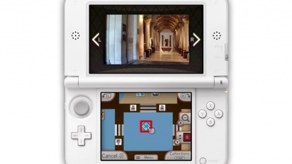 Nintendo 3DS - 3DS Guide Louvre Direct Presentation
