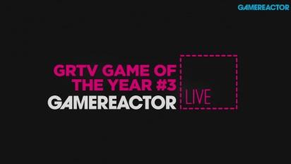 Juego del Año de GRTV Nº 3 - Repetición del Livestream