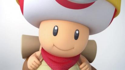 Captain Toad: Treasure Tracker - Tráiler de Amiibo