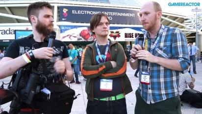 E3 2015 - Vídeo blog Día 1 de feria