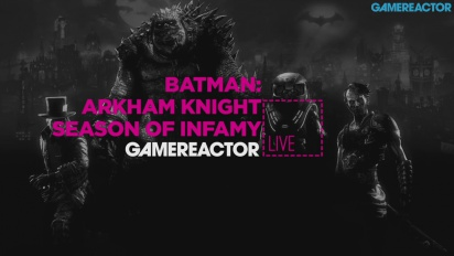 Batman: Arkham Knight - Temporada de Infamia - Replay