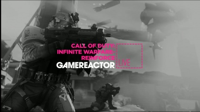 Livestream Replay - Call of Duty: Infinite Warfare - Reinforce