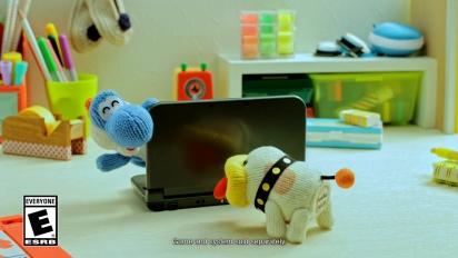 Poochy & Yoshi's Woolly World - Corto ¡Cucu-tras!