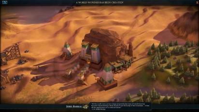Civilization VI - First Look: Nubia