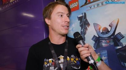 The Lego Ninjago Movie Video Game - Entrevista a Tim Wileman