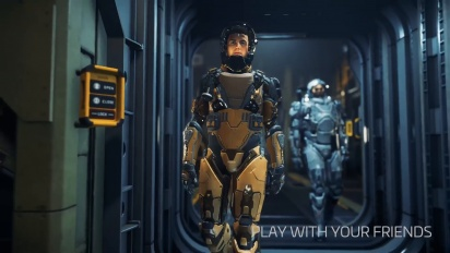 Star Citizen - Alpha 3.0 Feature Trailer