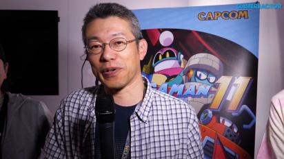 Mega Man 11 - Entrevista a Koji Oda y Kazuhiro Tsuchiya