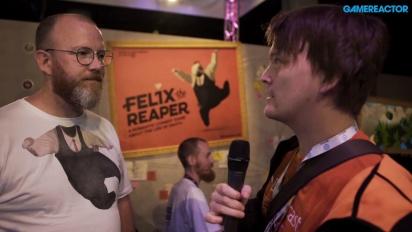 Felix the Reaper - Esben Kjær Ravn Interview