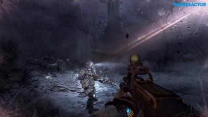 Metro 2033 Redux - Gameplay con Wade