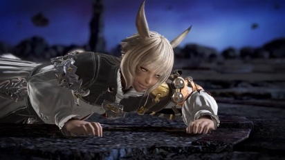 Dissidia Final Fantasy NT - Zenos Character Reveal