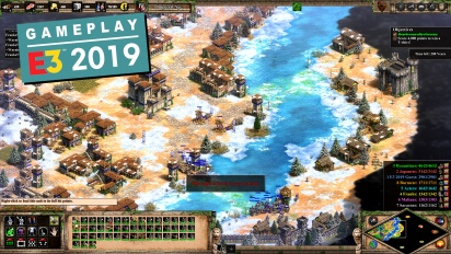 Age of Empires II: Definitive Edition - Gameplay E3