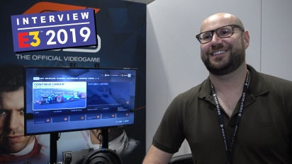 F1 2019 - Entrevista a Lee Mather