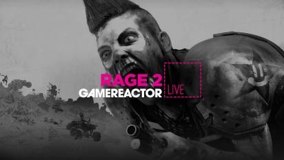 Rage 2 - Replay del Livestream Actualización 2