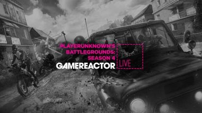 PlayerUnknown's Battlegrounds - Replay del Livestream Temporada 4
