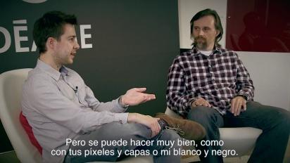 iDÉAME - Conversaciones Jools Watsham y Guillaume Bouckaert