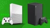 Xbox Series X - Comparación de Tamaños