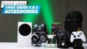 Xbox Series X y S - Unboxing de los Accesorios