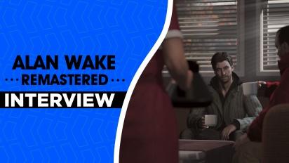 Alan Wake Remastered - Entrevista con Thomas Puha y Vida Starcevic
