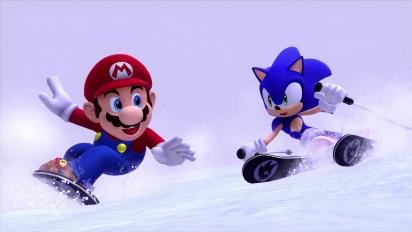 Mario & Sonic en los Juegos Olímpicos de Invierno 2014: Sochi