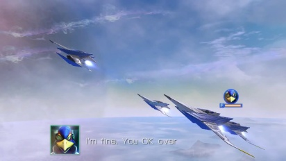 Star Fox Zero - Nintendo Treehouse E3 2015 Gameplay I