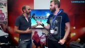 Rock Band 4 - Entrevista de lanzamiento