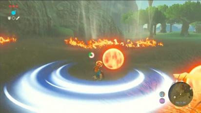 The Legend of Zelda: Breath of the Wild - Weapons Gameplay