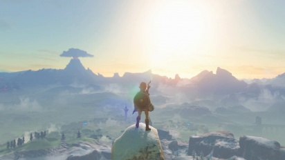 The Legend of Zelda: Breath of the Wild - World Gameplay
