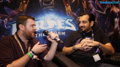 Heroes of the Storm - Entrevista a Alan Dabiri