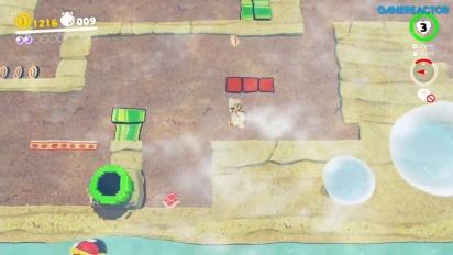 Super Mario Odyssey - Gameplay del Reino Ribereño - Parte 2