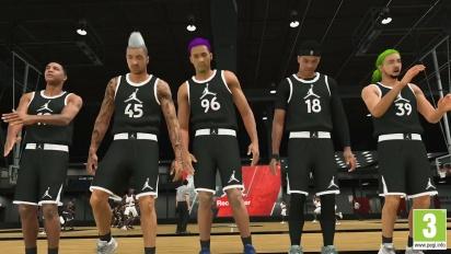 NBA 2K19 - El Barrio