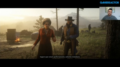 Red Dead Redemption 2 - Replay del stream de lanzamiento
