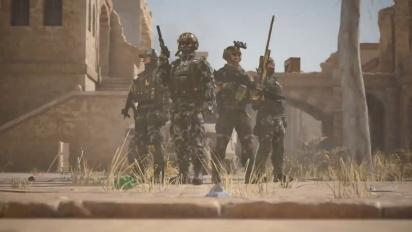 Caliber - Announcement Trailer