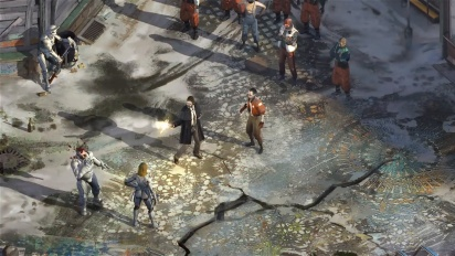 Disco Elysium - Release Date & Features Trailer