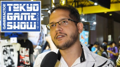 N1RV ANN-A: Cyberpunk Bartender Action - Entrevista a Fernando Damas