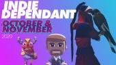 Indie Dependent - Octubre y Noviembre 2020